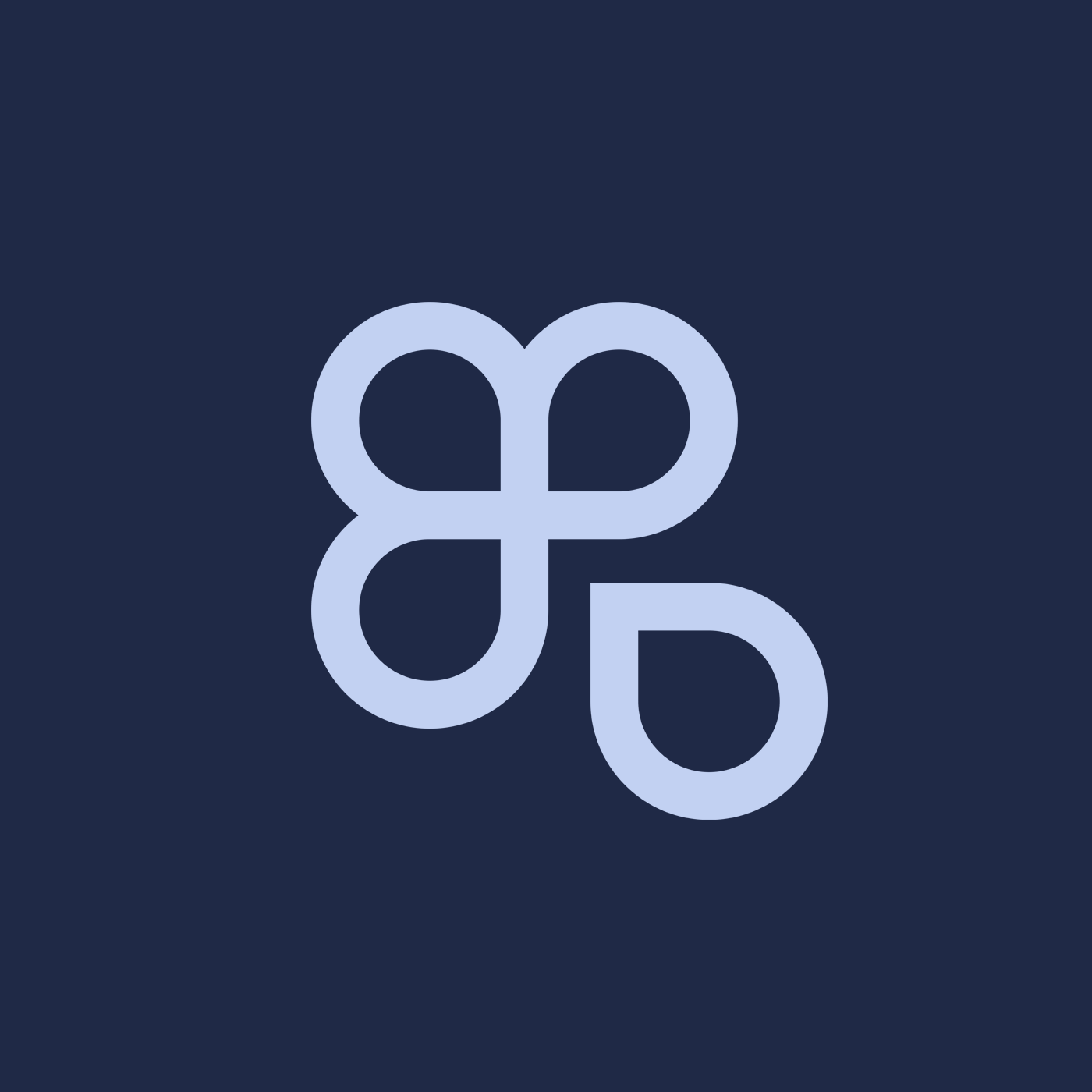 "Logo and icon - As a powerful analytics platform, Patch's value comes from seeing meaningful metrics side-by-side. The company's emblem represents these pieces coming together—while showing off a ""hidden"" P and traces of a lucky four-leaf clover."