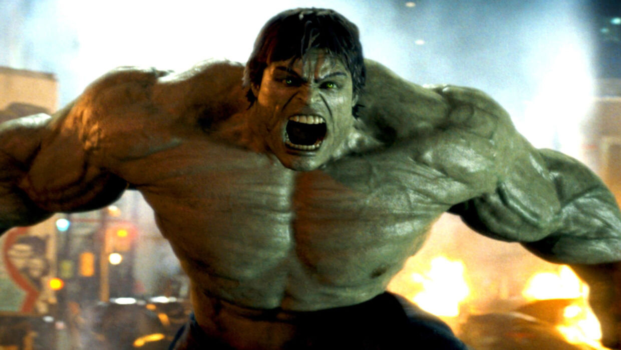 74 thoughts I had while watching Hulk and The Incredible Hulk back to back.  Read at SYFY.