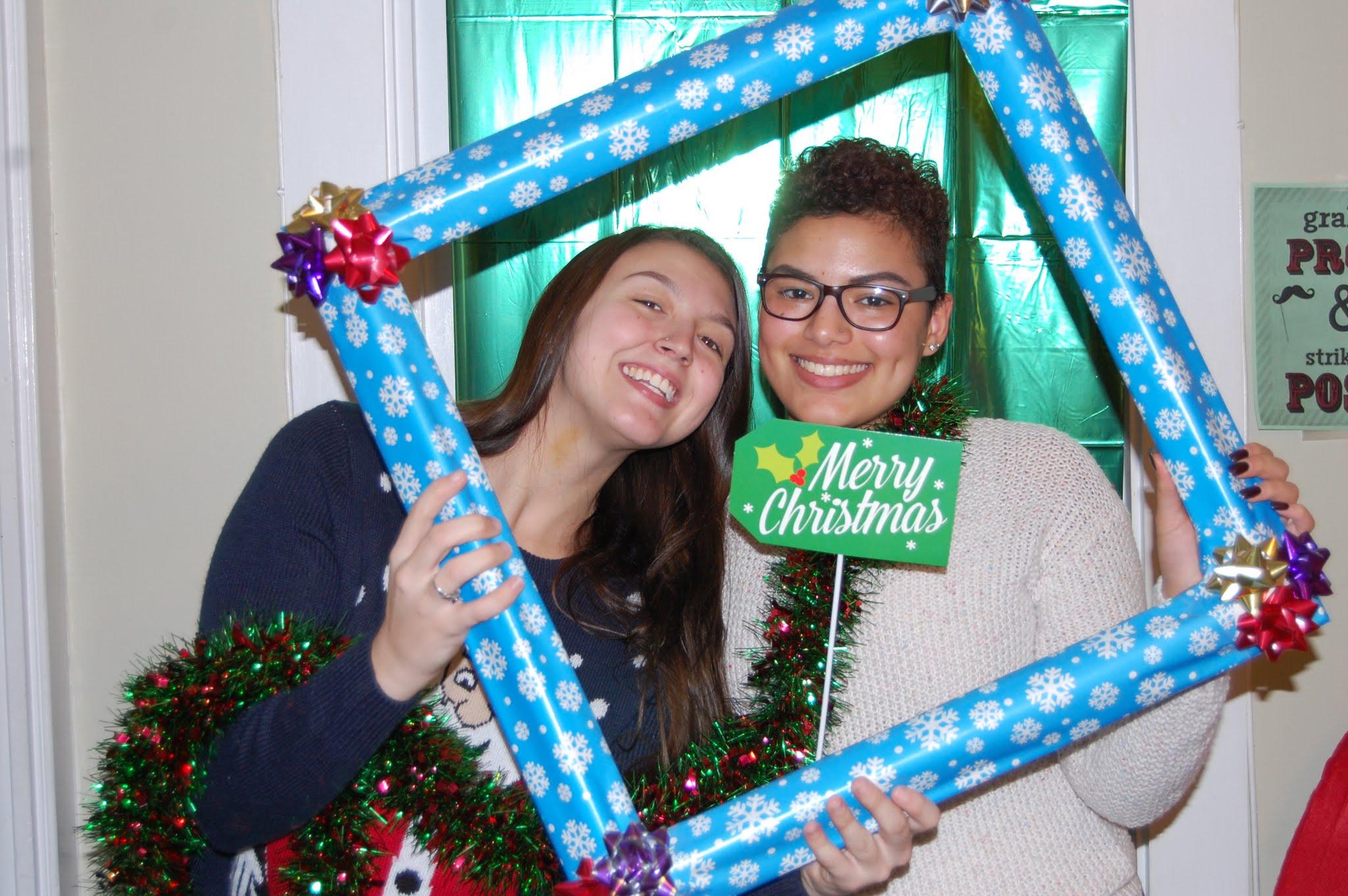 Celebrating the holidays at TLC