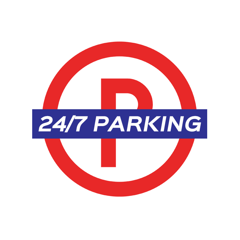 Affordable, Overnight Parking