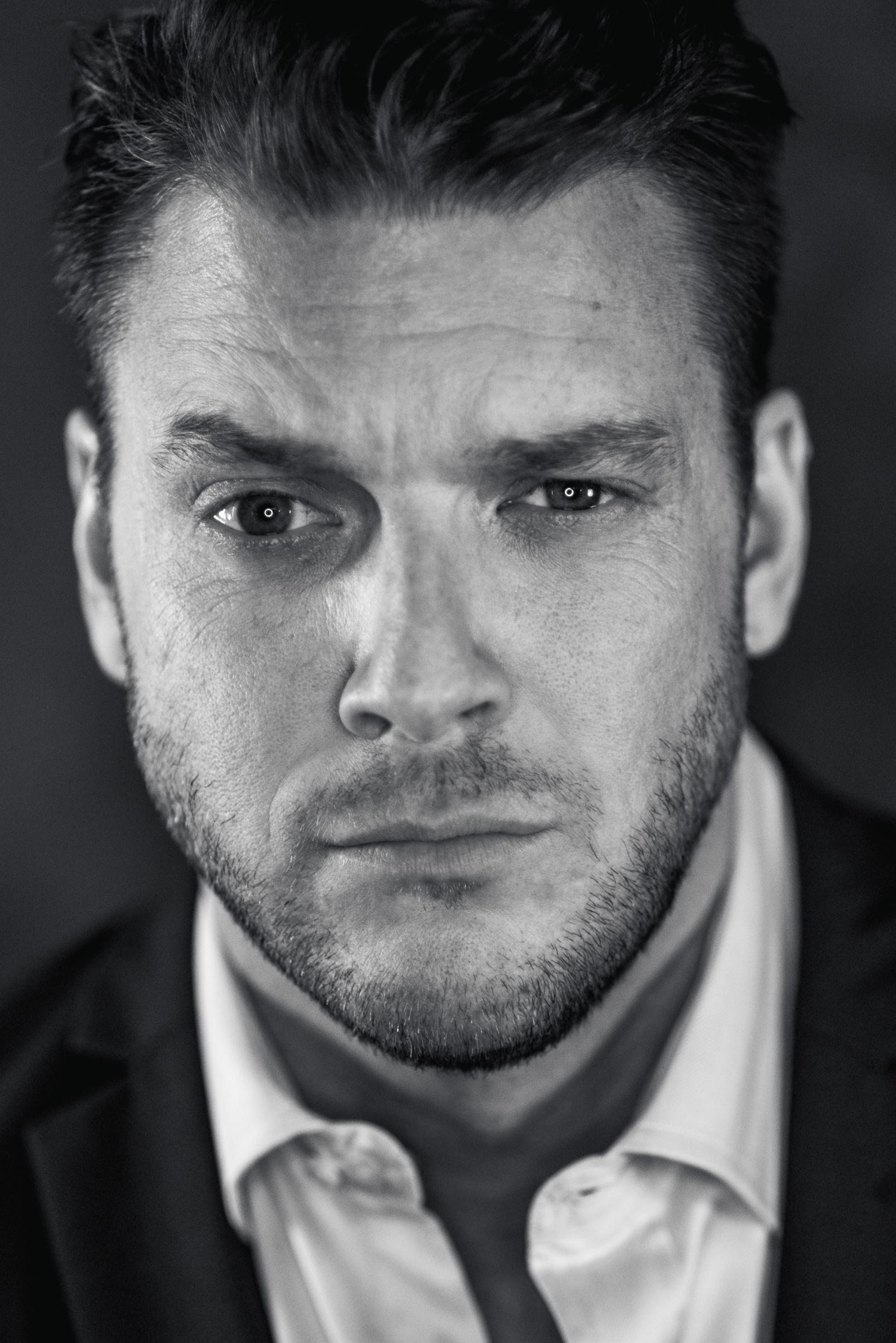 Mathieu Baron ''Victor Lessard'' 2019