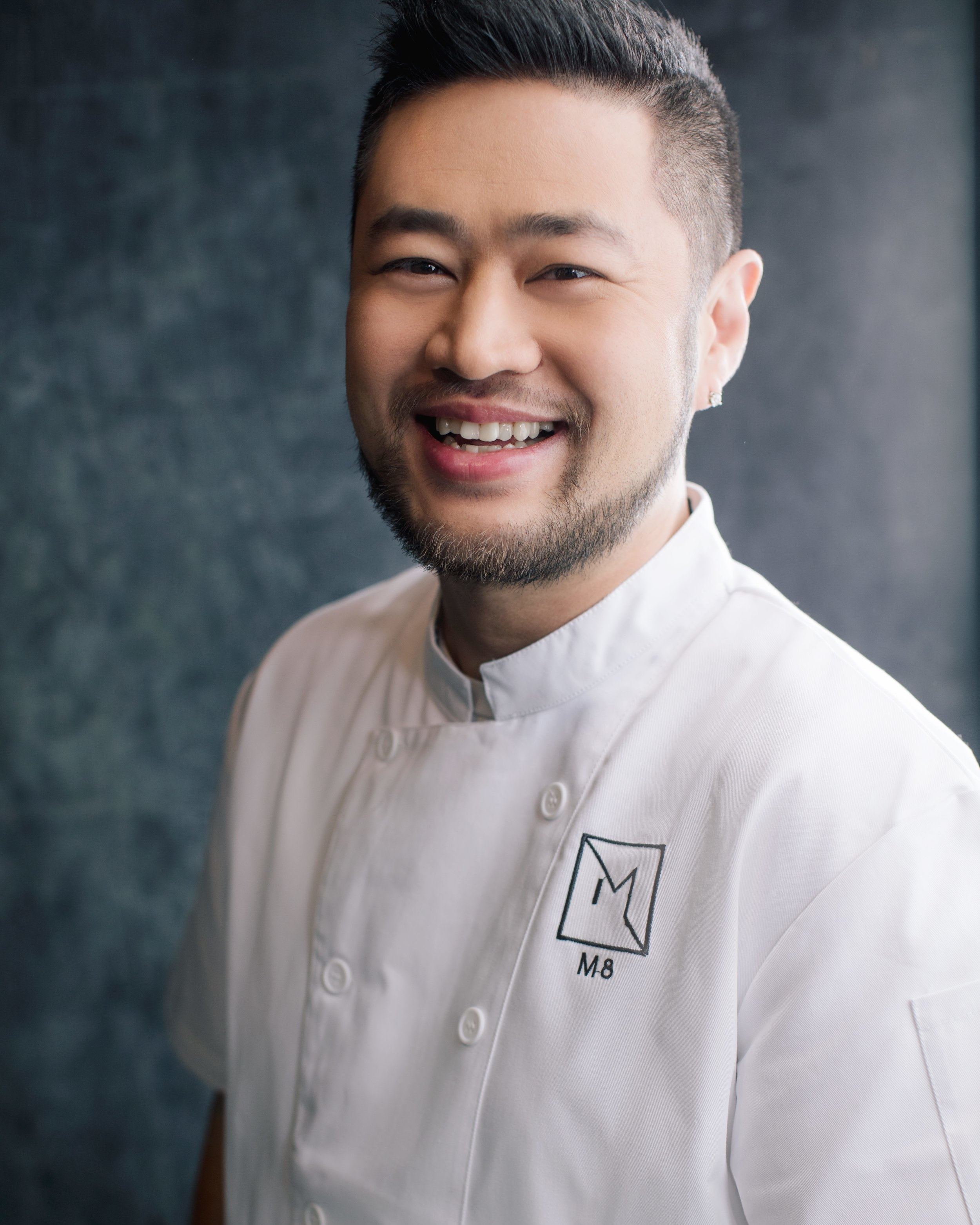 XIN MAO - EXECUTIVE CHEF, CO-OWNERBorn and raised in the historic city of Luoyang in China's Henan province, Chef Xin Mao came to Canada at age 18 to study international trade. He also brought with him a natural affinity for the regional cooking he learned at his grandfather's knee. It was this second passion that eventually won out, with Mao dropping business studies in favour of the culinary program at Vancouver's Art Institute.Xin worked his way up the line at storied Italian restaurants such as Cin Cin and Cioppino's, before co-launching the critically acclaimed MoMa Bistro in Richmond in 2014.
