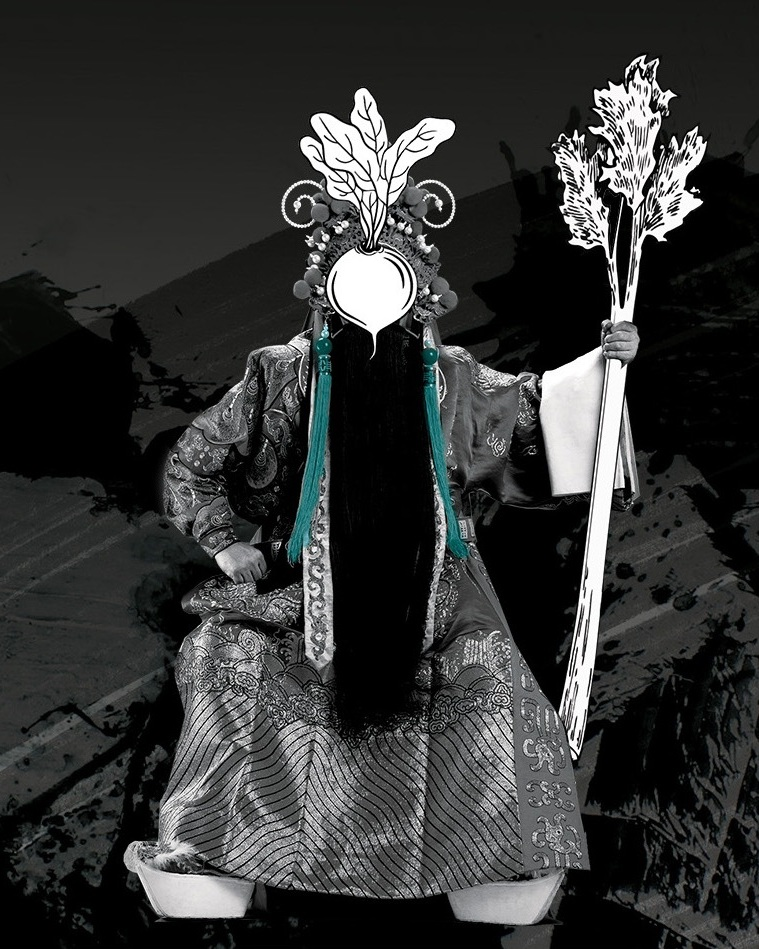 Visual concept - Graphic designer Amiee Kang created a series of imagery utilizing photos of the Beijing Opera. This creative direction is the key element for M8's branding. The images are a playful symbolism of the constant aspiration for culinary excellence. The logo is also highly influenced by Chinese traditional culture, one of it being the Yin-Yang symbol which represents the harmonious culture of M8.