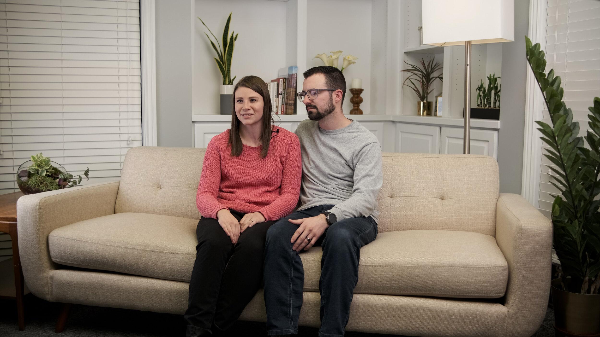 Testimonial Couple