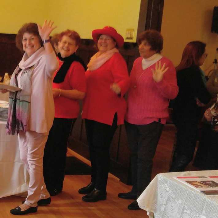 We and Our NeighborsWomen's Club -