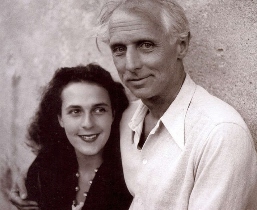 Dora Carrington & Max Ernst