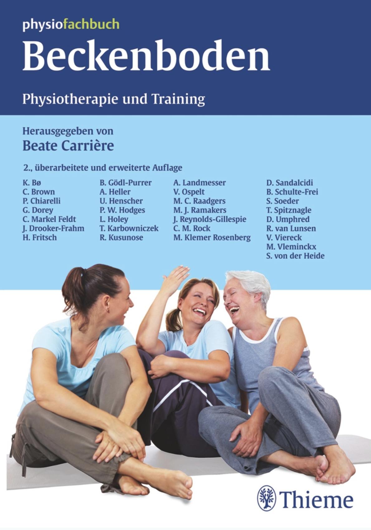 Beckenboden (Pelvic Floor) Textbook