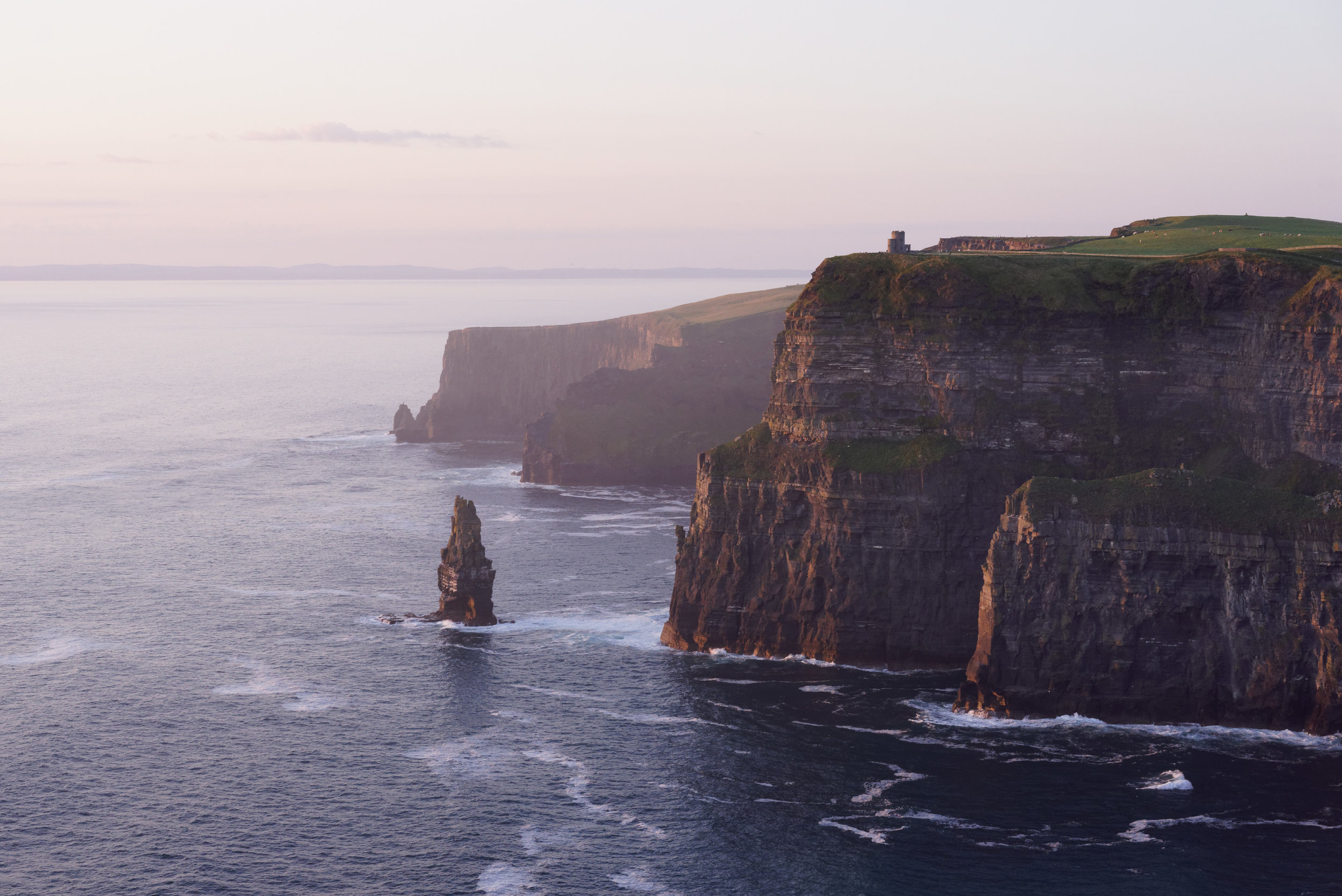 Cliffs of Moher, Ireland by Vincent Guth