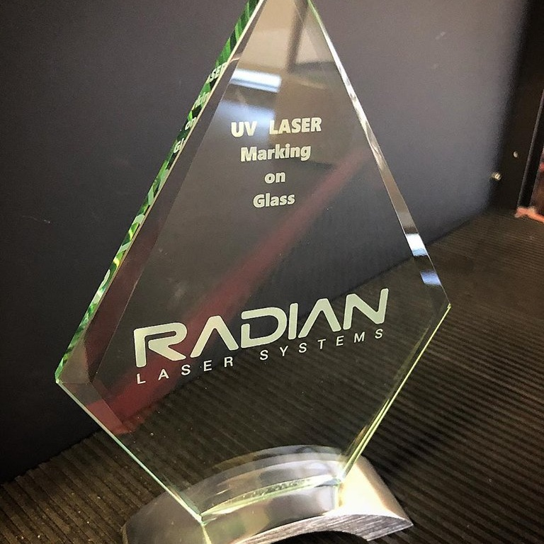 Laser Marking Applications Radian Laser Systems