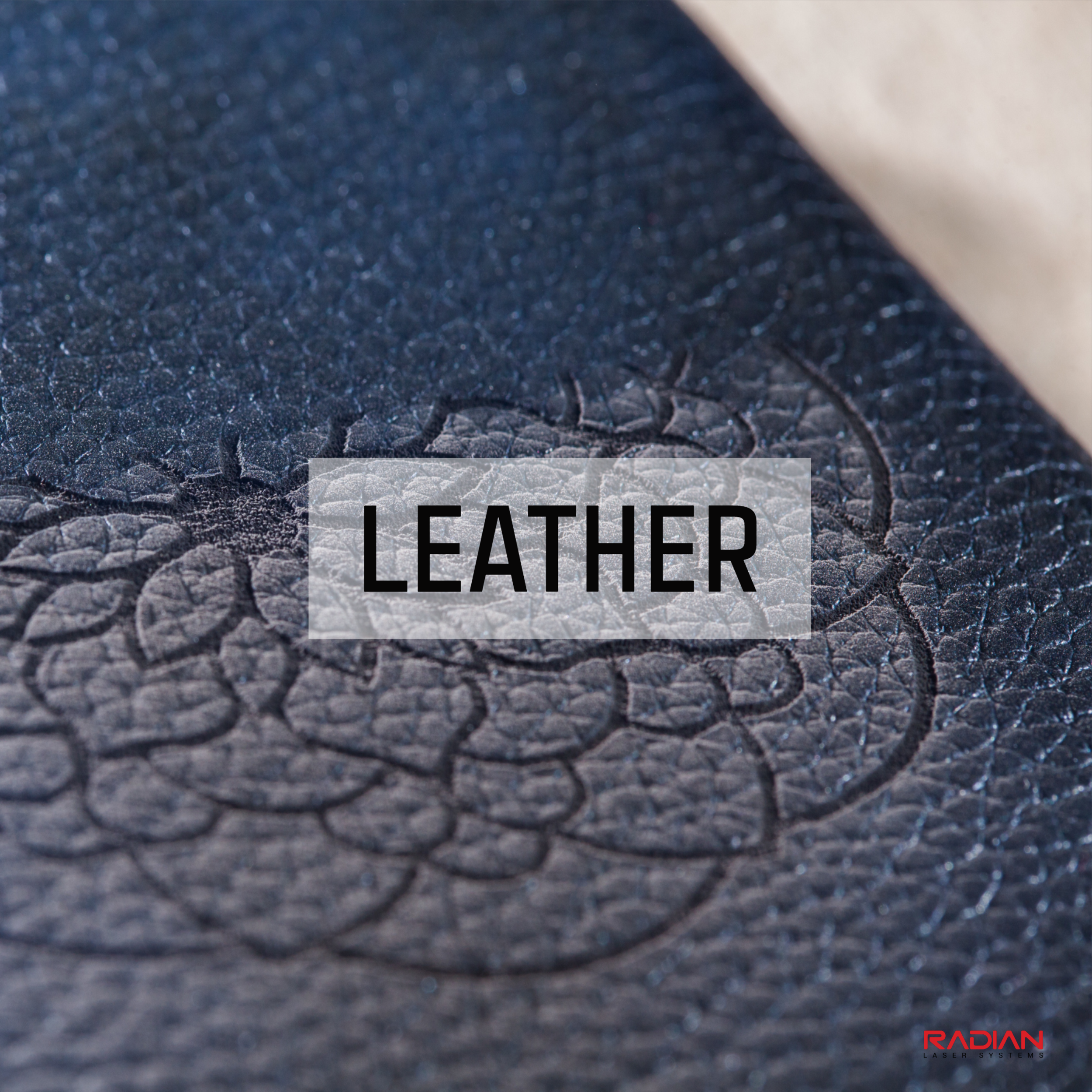 Marking Leather with a Laser