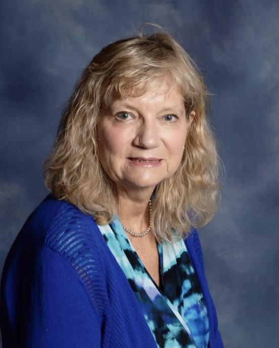 Susan Dewey-Hammer - Chairperson of the Finance
