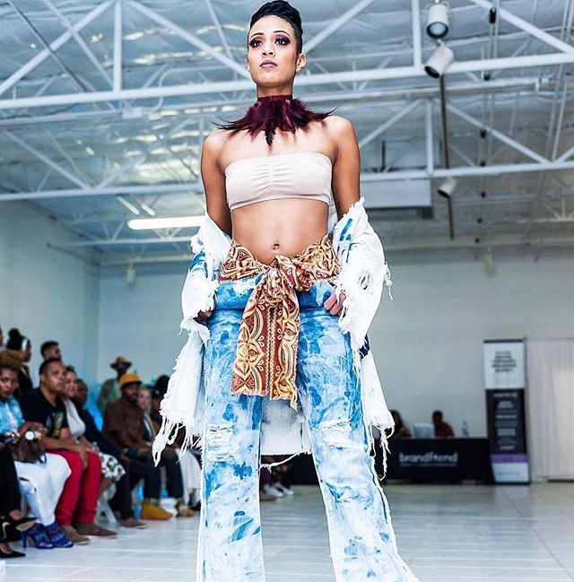 #tbt to the @cosignmag fashion show!! Our venue is the most versatile space you will find!! Let us help you with your next event.  #fashion #dallas #photography #white #dragon #venue #creatives