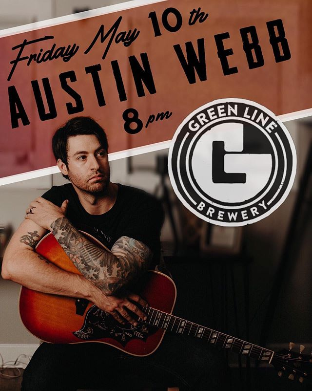 In Canton GA this Friday at @greenlinebrews #country #americana