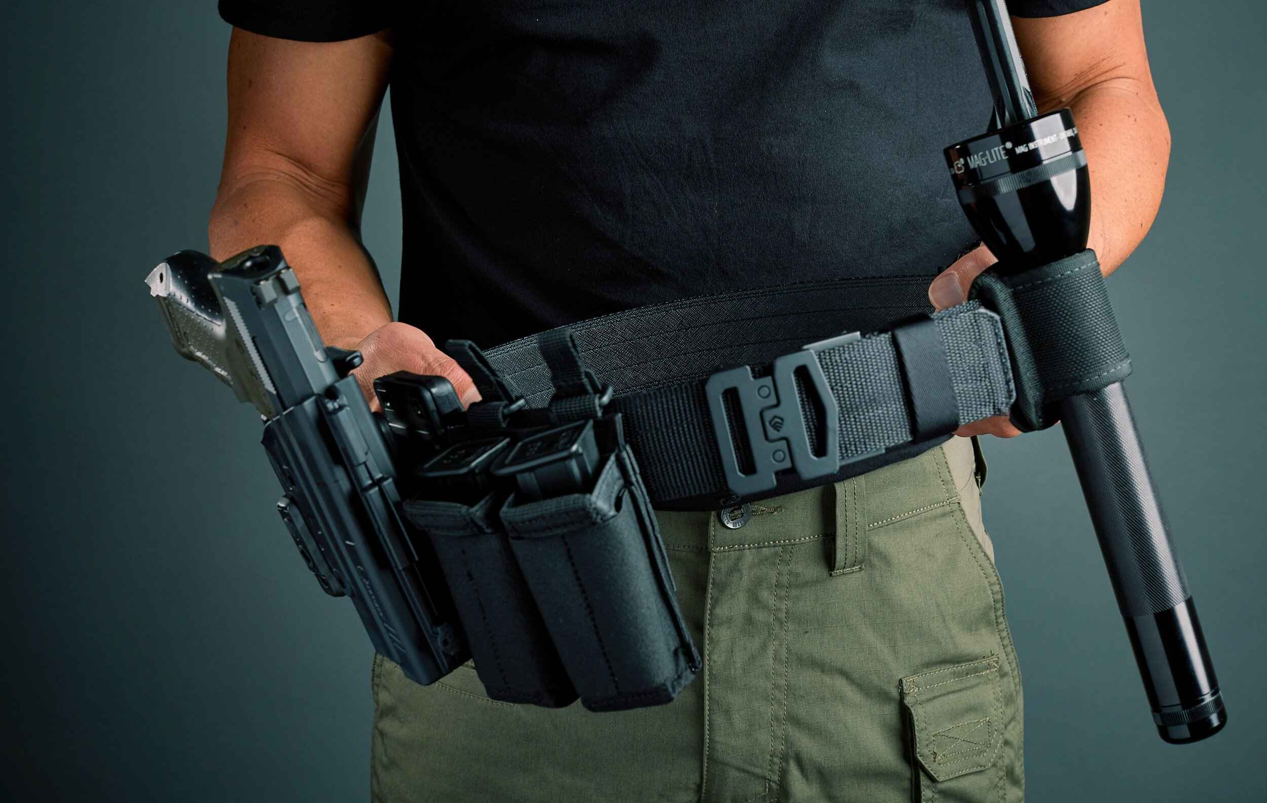Kore Essentials Gun Belt : They definitely look like they're high quality, and i'm.