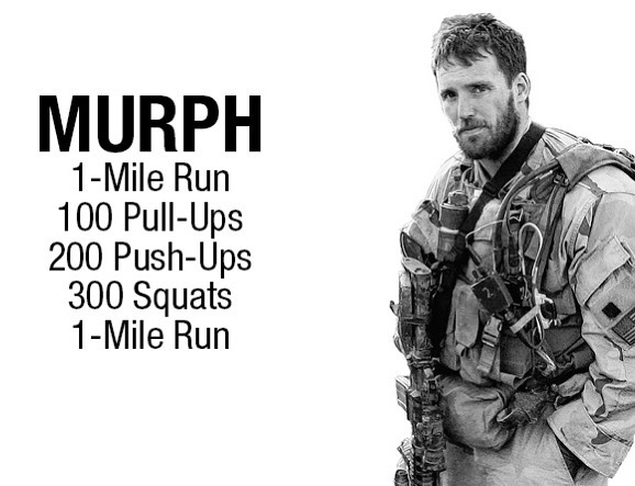 Memorial Day Murph!  Heats: 8am and 9am  You can sign up in Zen Planner.  Check K3strong page for more details!