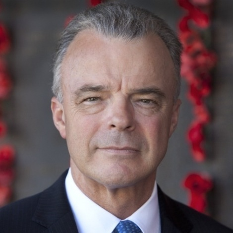 Director of the Australian War Memorial - Canberra - Brendan Nelson AO