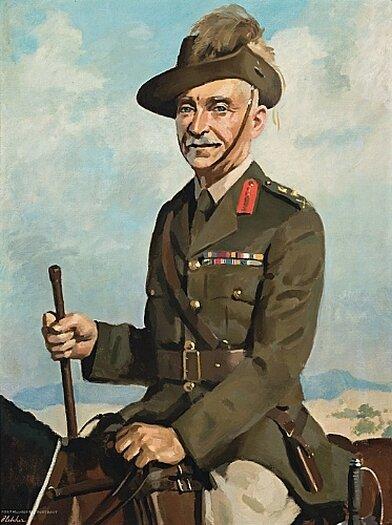 Sir Harry Chauvel Australian Art Auction Records.jpg