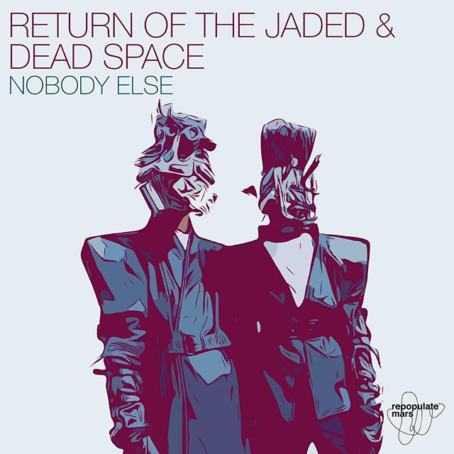 Nobody Else EP ✖️ 8.09.19 ✖️⁣ ⁣ pre-order link in bio ⁣ ⁣ @repopulatemars @returnofthejaded