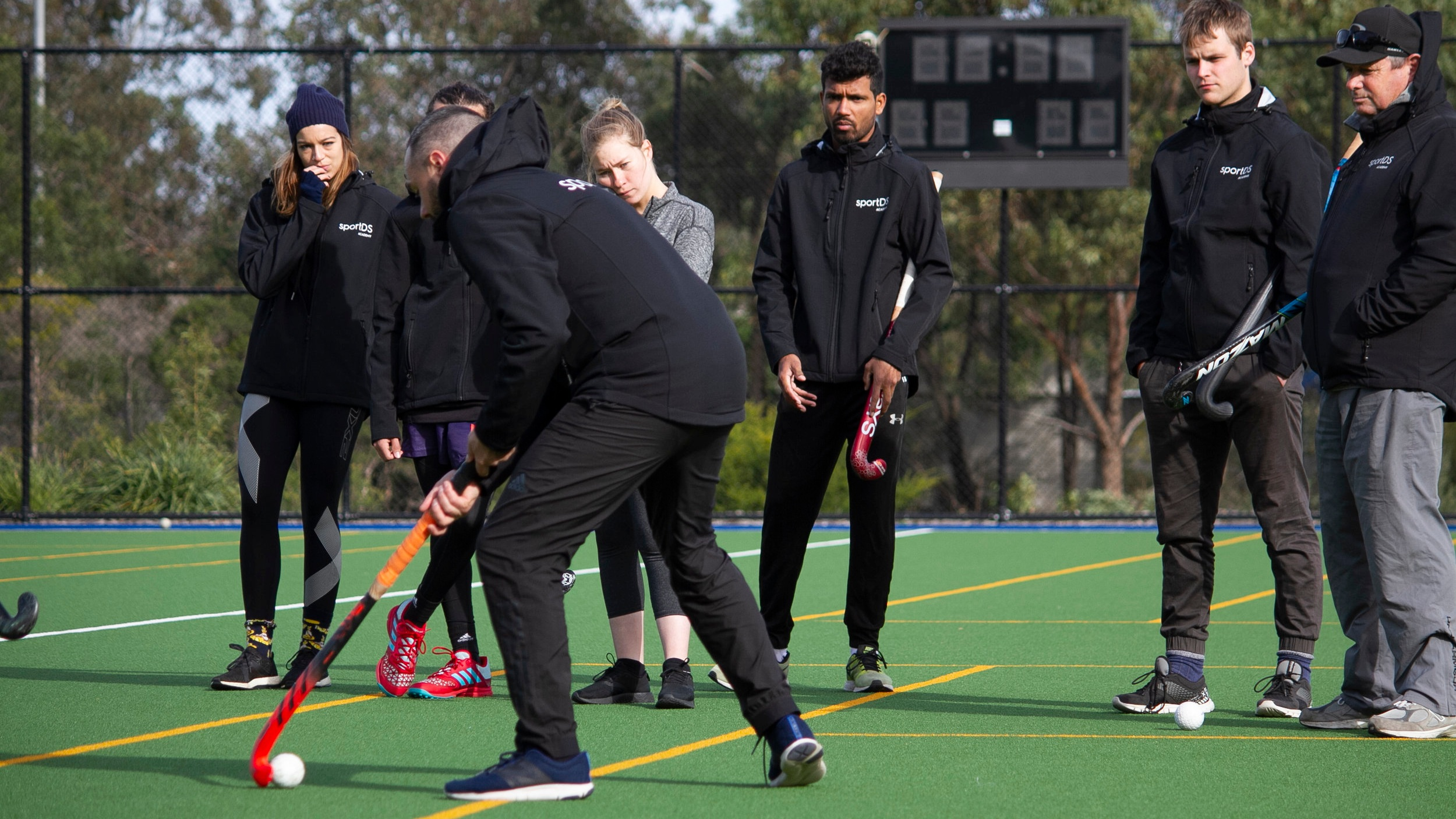 Elite Coaching - Receive training from Melbourne's top coaches in the position you play!