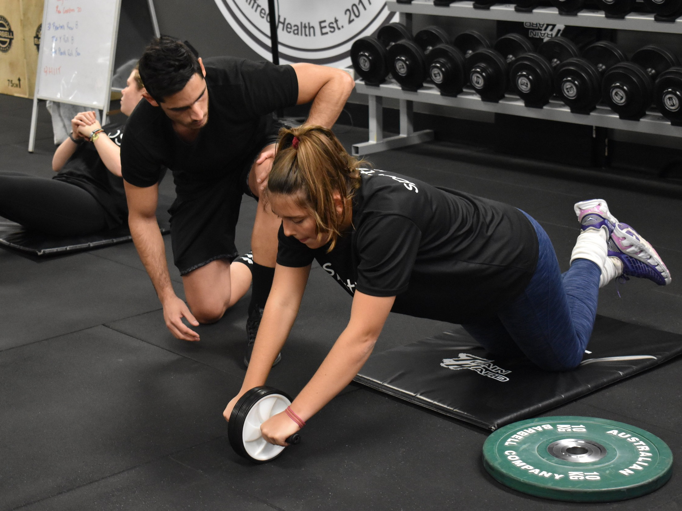 Strength & Conditioning - Support your on field ability by learning about nutrition, training in a gym and following a hockey specific diet. Increase your strength, speed and agility with our strength and conditioning experts.