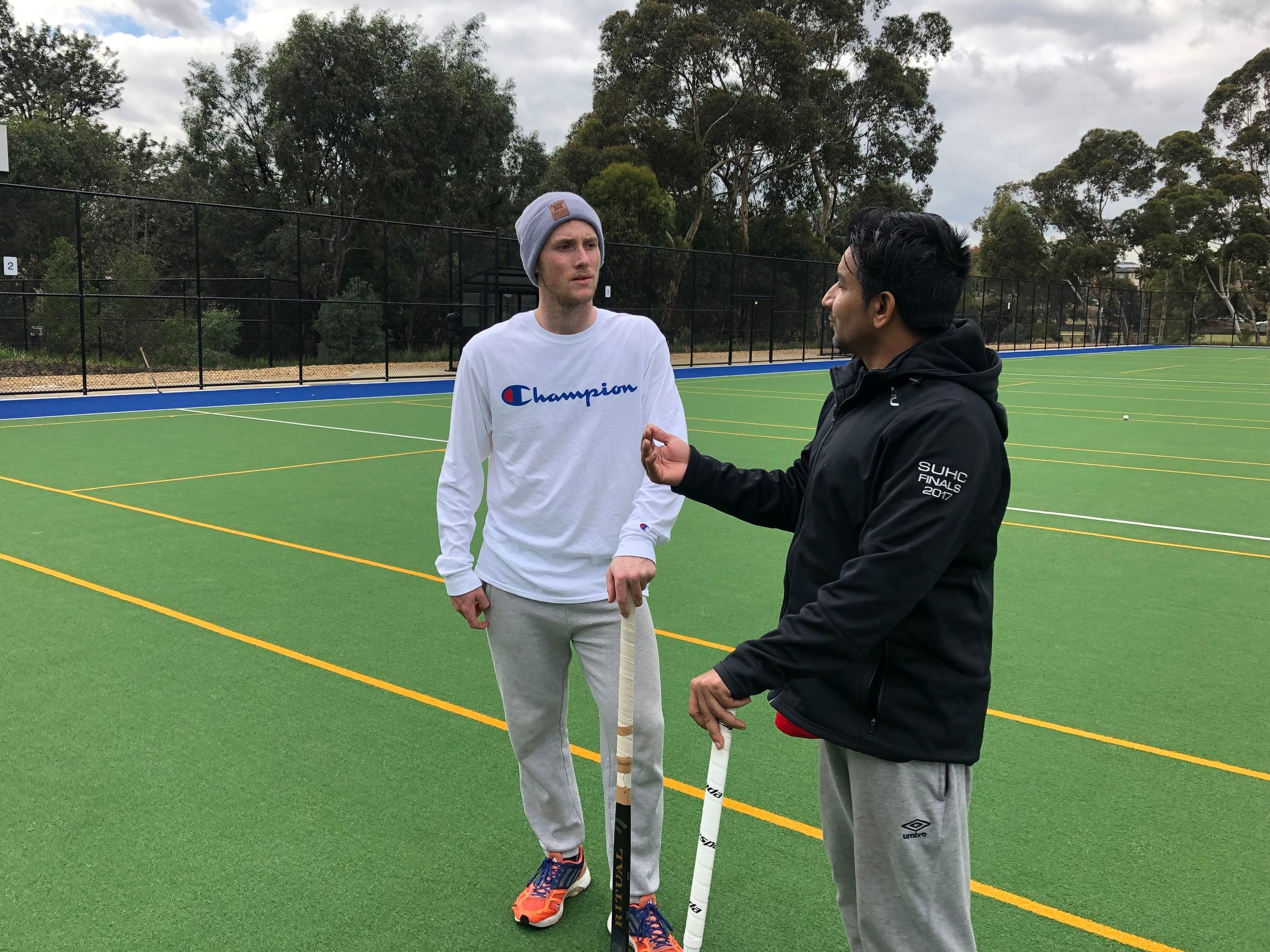 Athlete Development - Experience life as a full time athlete and manage both on and off field techniques to become a more rounded hockey player.