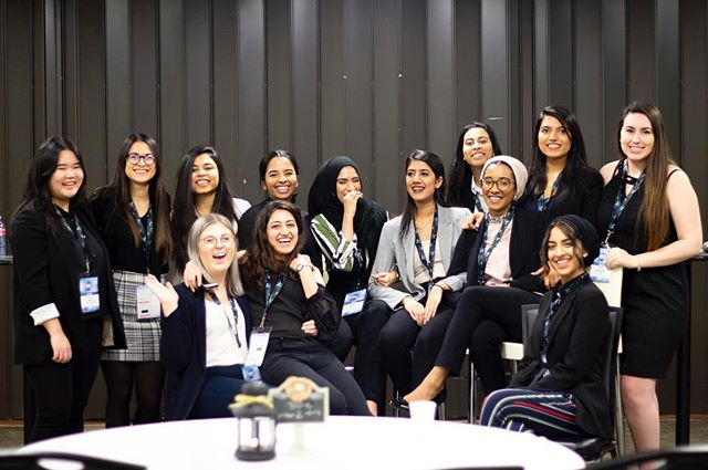 The second day of #HRIC2019 was eventful and engaging. From an exciting series of panel speakers and workshops to the evening Fireside Chat which sparked conversation and curiosity. Day 2 Pictures are now up on FB! 🔥 #hric2019 #ryersonhrsa