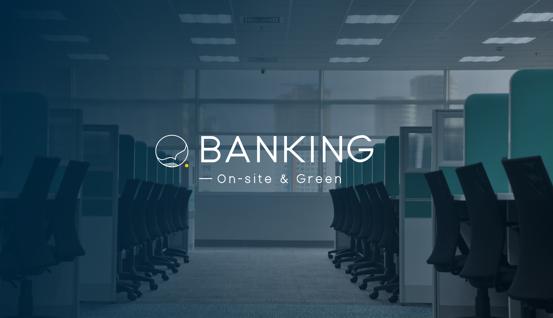 BANKING IS BECOMING GREEN