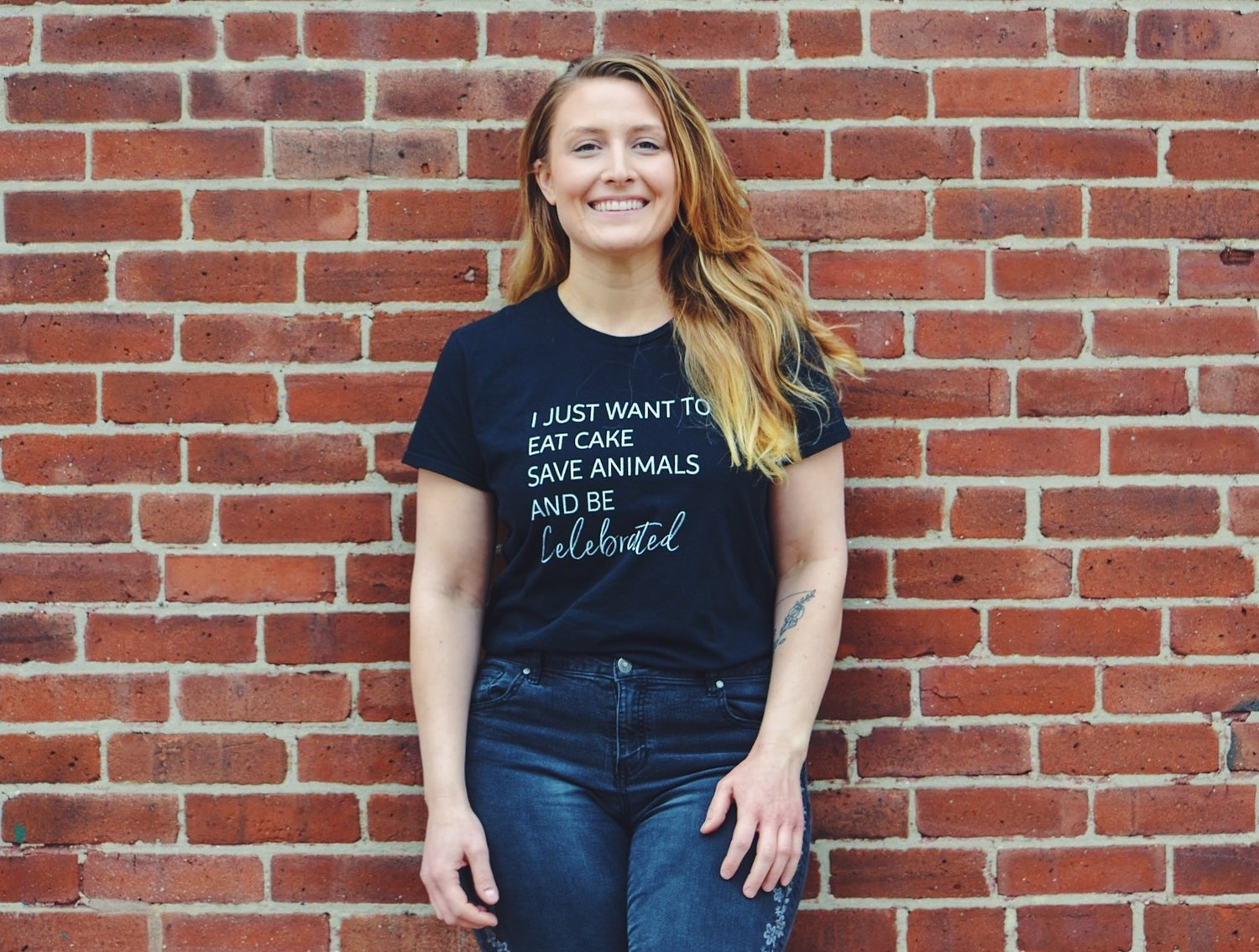 Becky Morris, Owner and Head Pastry Artist - A native of Rhode Island, Becky's journey into the love of pastry dates back to the pure joy of watching her mom bake for the holidays. Her knack for creating decadent treats was nurtured through the years, as was her passion for delivering happiness with dessert. Becky launched Celebrated in November 2017 to cater to a niche for vegan wedding desserts.  When she's not in the kitchen, you can find her by the side of her fiance, Nick, and playing with her two pups, Gryffin and Baby.