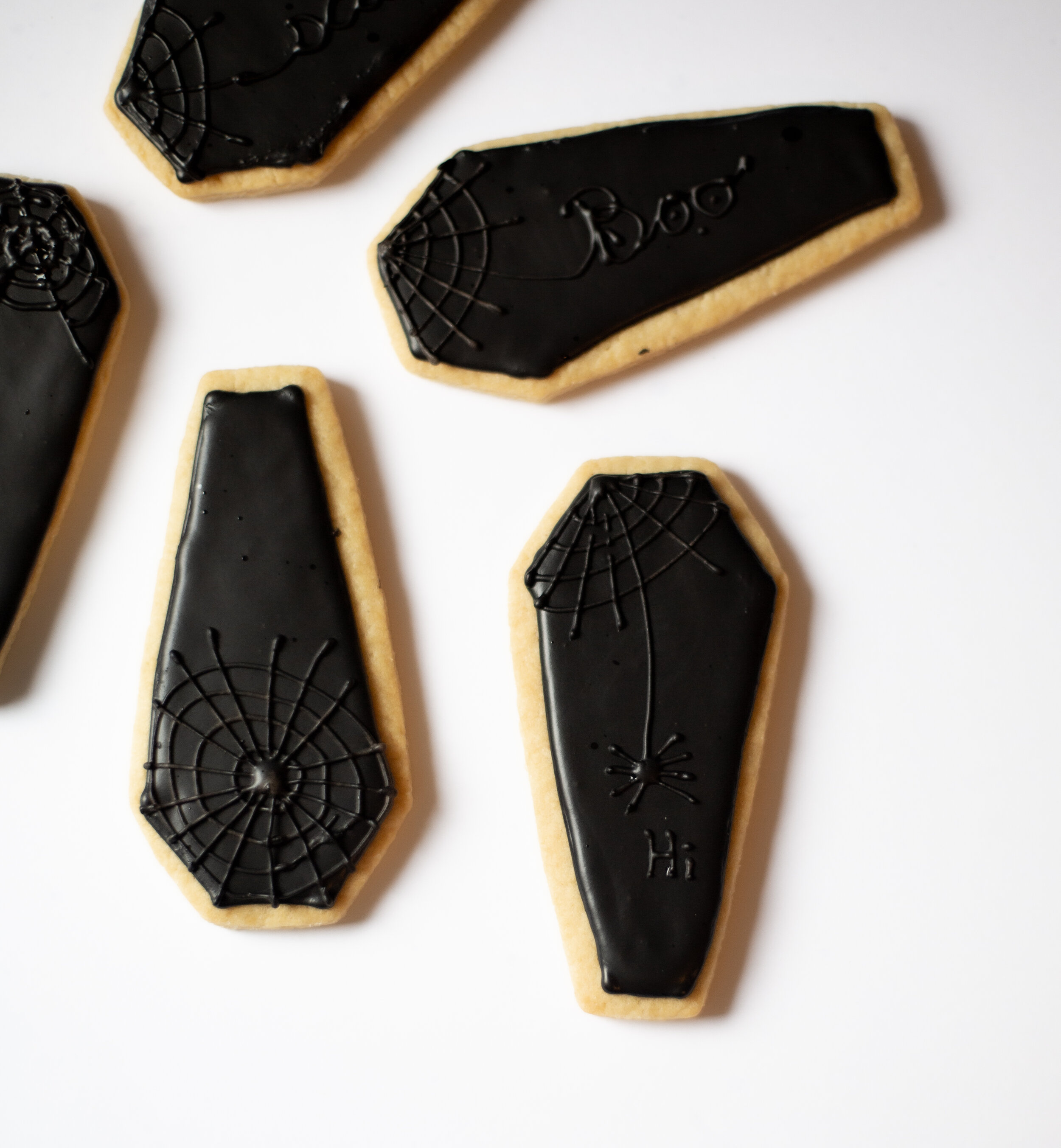 Coffin Cookies