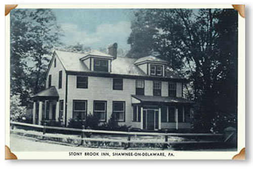 Stony Brook Inn history