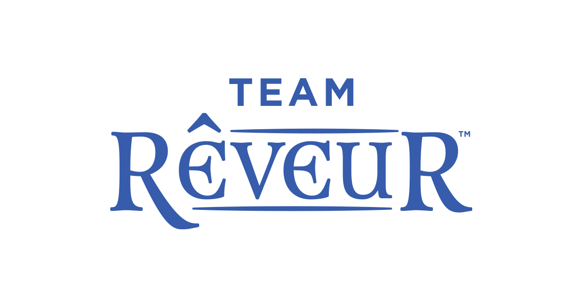 Team Rêveur - For use on shirts, apparel, or other signs of pride to show which House you belong to!↓ Download EPS   ↓ Download PNG