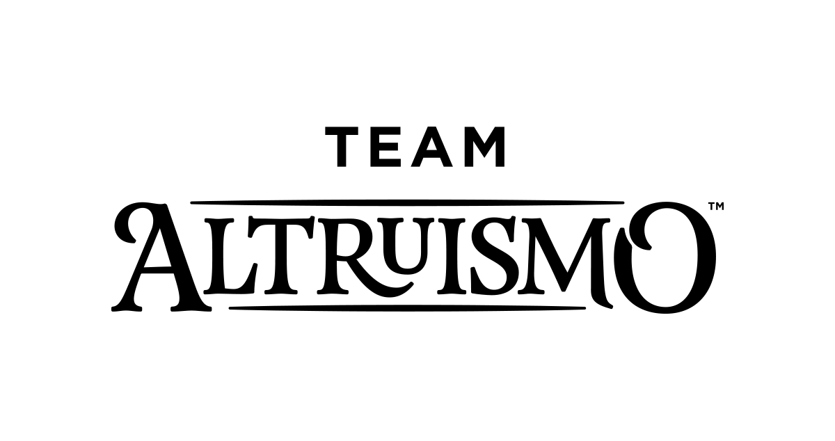 Team Altruismo - For use on shirts, apparel, or other signs of pride to show which House you belong to!↓ Download EPS | ↓ Download PNG