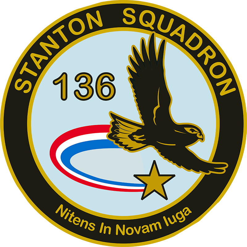 Stanton Squadron 136 — Civil Air Patrol   Website  and  FaceBook  Pages