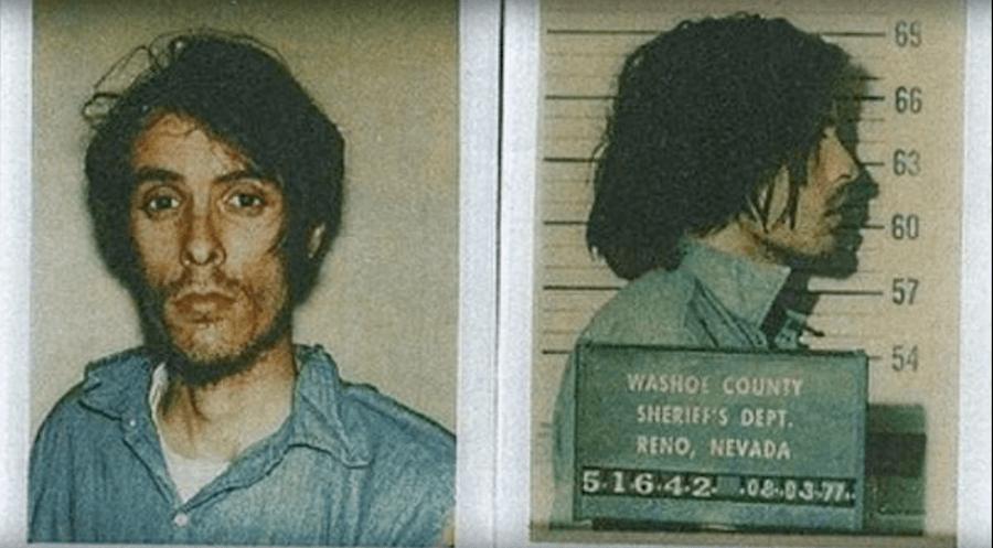 Mugshot of Richard Chase
