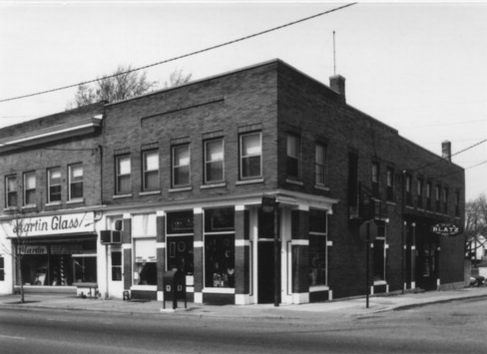history-hey, neighbor! - Our second location is less than half a mile from the original shop on the corner of Atwood & Winnebago.The Atwood building dates from 1913 and originally housed the Security State Bank. Since then, it's been a speakeasy, a bar, and a few other businesses along the way. We're so excited to put down more roots in the neighborhood!