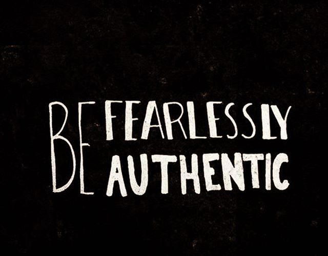 Be you. Be true. . . . . . . . #authentic #beauty #fearless
