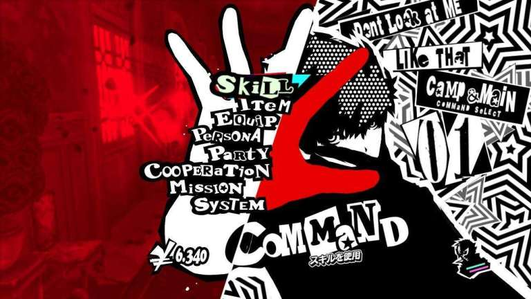 """Persona 5  — Bet ya  didn't see it comiiiiiing  Anyway, this is one of the most prominent examples. Persona 5 uses quick and smooth animations paired with an """"organized chaos"""" graffiti/grunge-inspired scheme that works perfectly with its  narrative theme of rebellion, action, and Phantom Thievery ."""