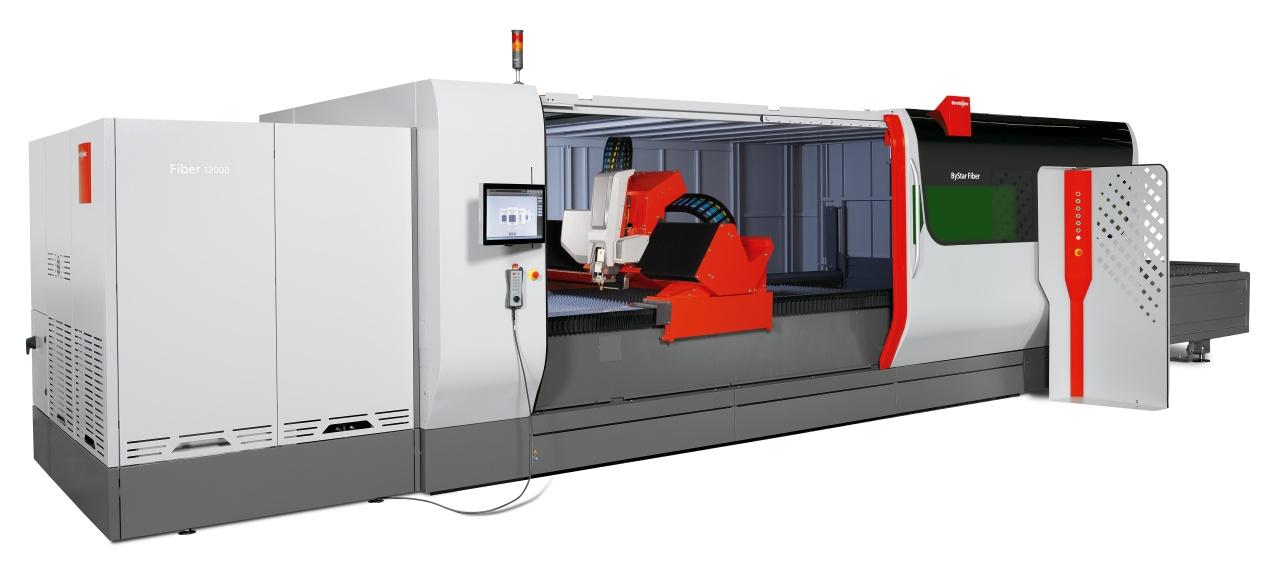 Fiber & CO2 Lasers