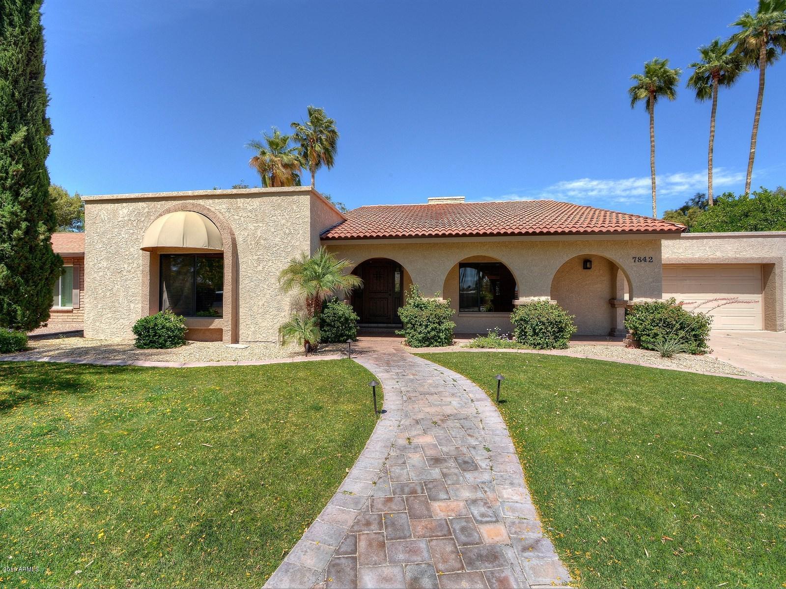 7842 E Via Sonrisa, Scottsdale | $430,000