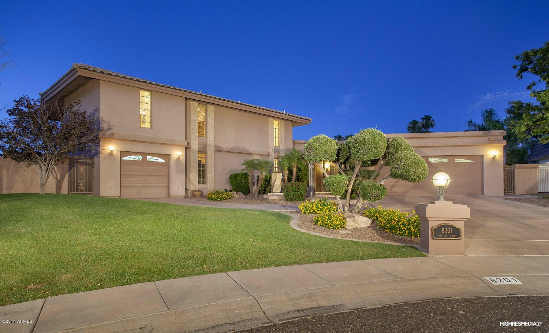 8201 N Via De Lago, Scottsdale | $908,000