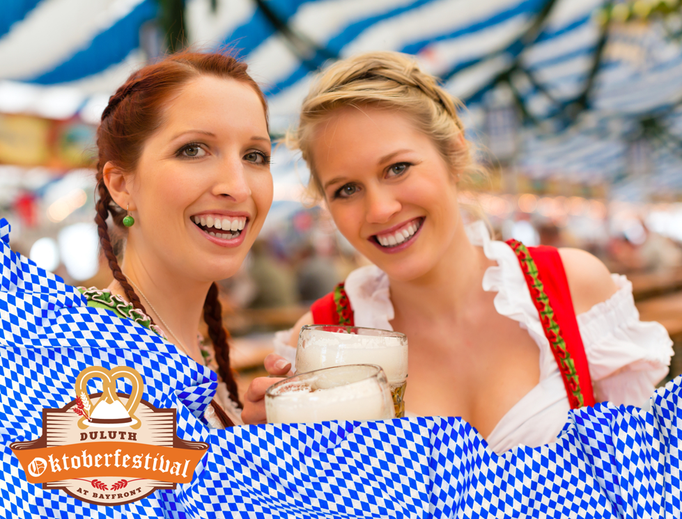 Prost to Photo Booth Deals! - As a participant of Duluth's Octoberfest Blitz Foto Station, you qualify for special package pricing.