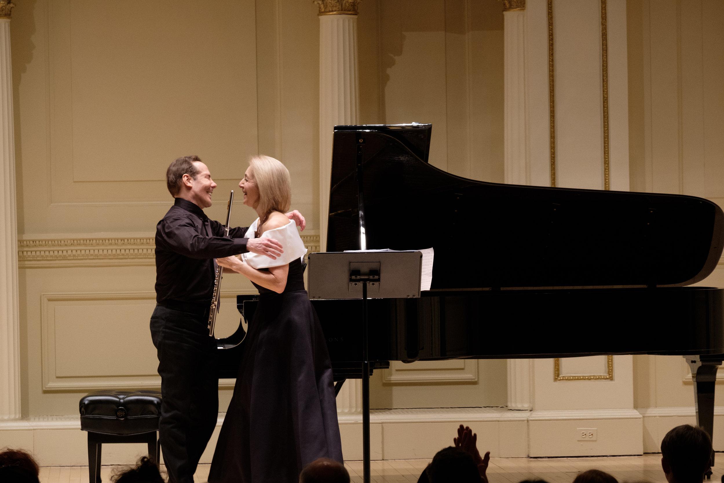 Guest Artist Carol Wincenc, flute