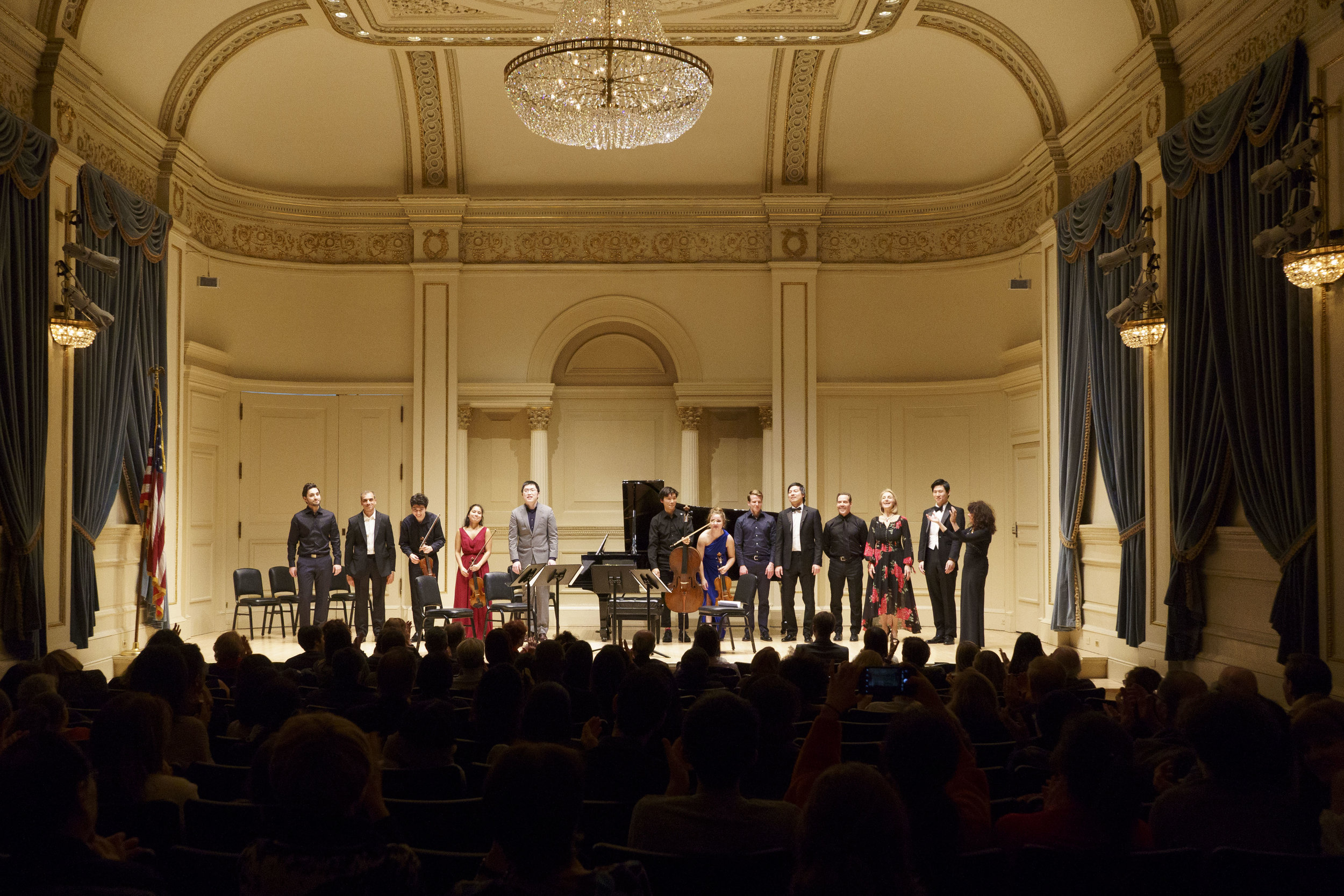 4 VIP tickets to our Annual Gala Benefit concert in Weill Recital Hall at Carnegie Hall  Value of $500 // Starting Bid: $250  March 7, 2020 8:00 pm