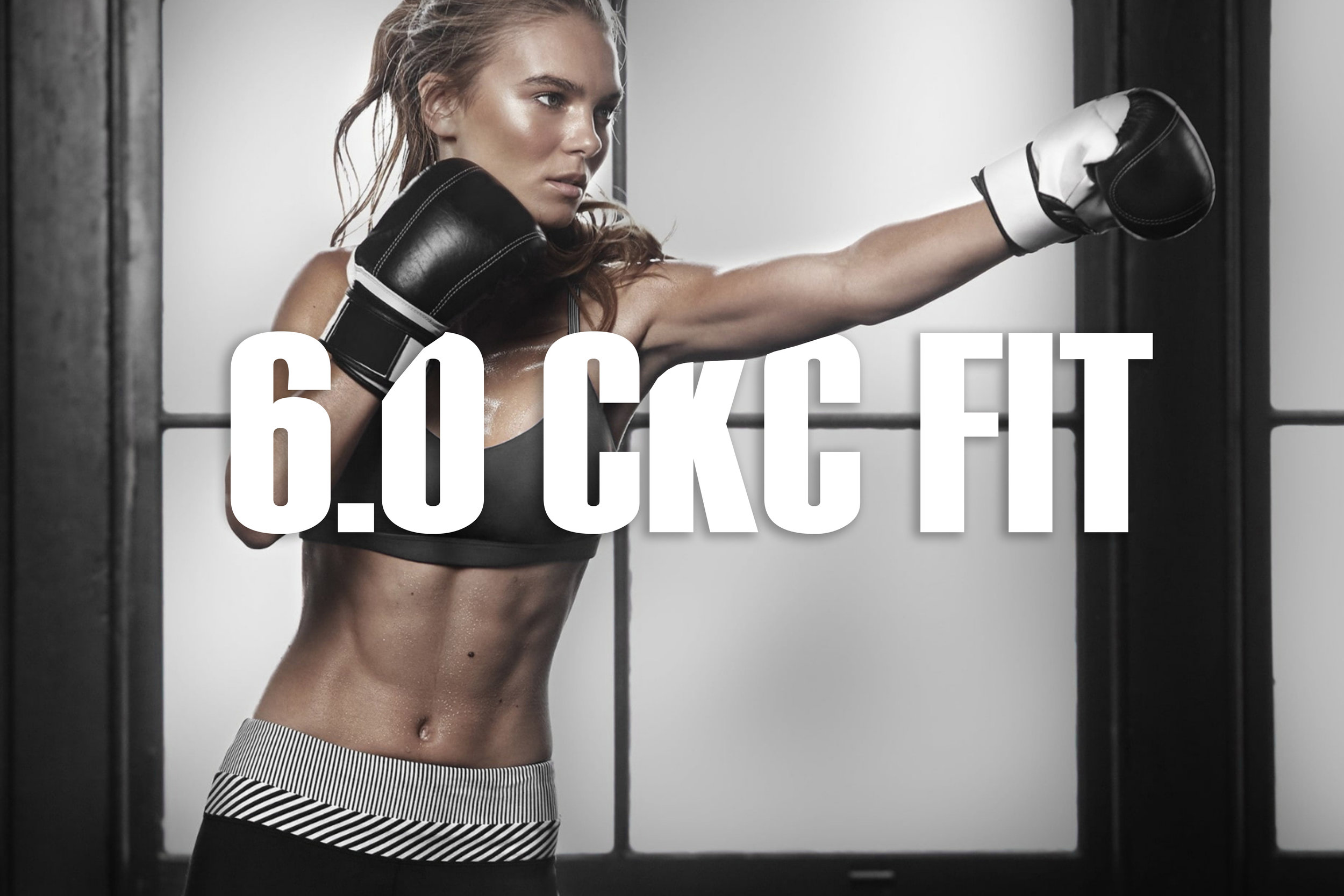 6.0 CKC Fit - CKC is a fusion of Cardio, Kickboxing and core moves that will not only challenge your heart rate but sculpt your body with no room for though.