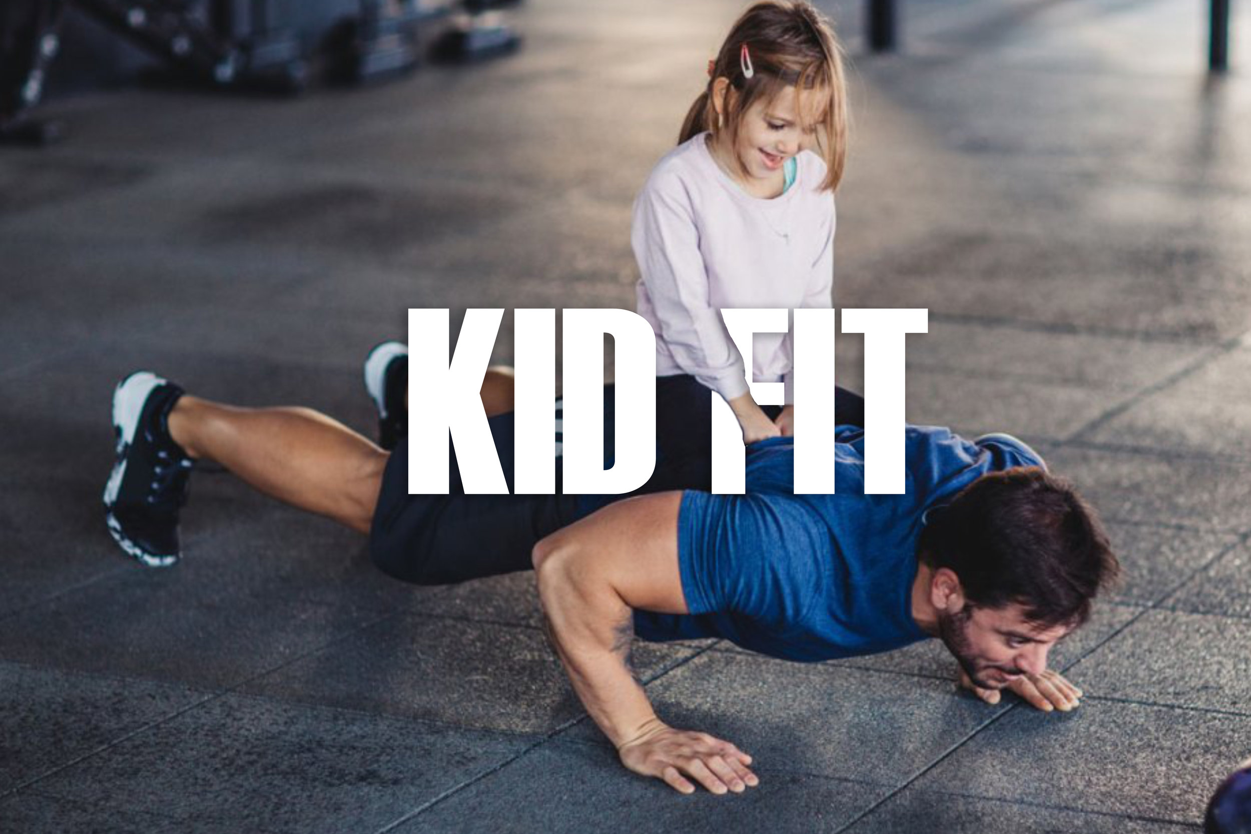 Kid Fit - *Pop-Up Class Scheduled on Occasional SaturdaysKid Fit instills healthy habits in children ages 5-13 through fun fitness-oriented activities. More than sports conditioning; Kid Fit teaches the importance of a completely fit lifestyle.
