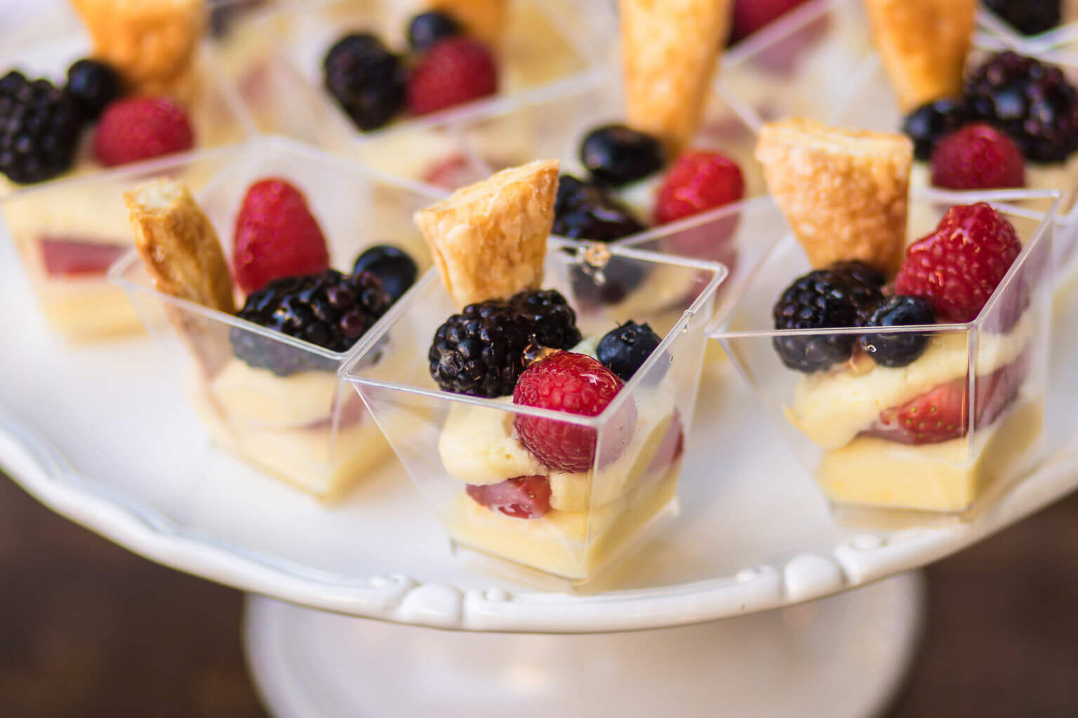 Mini Desserts -
