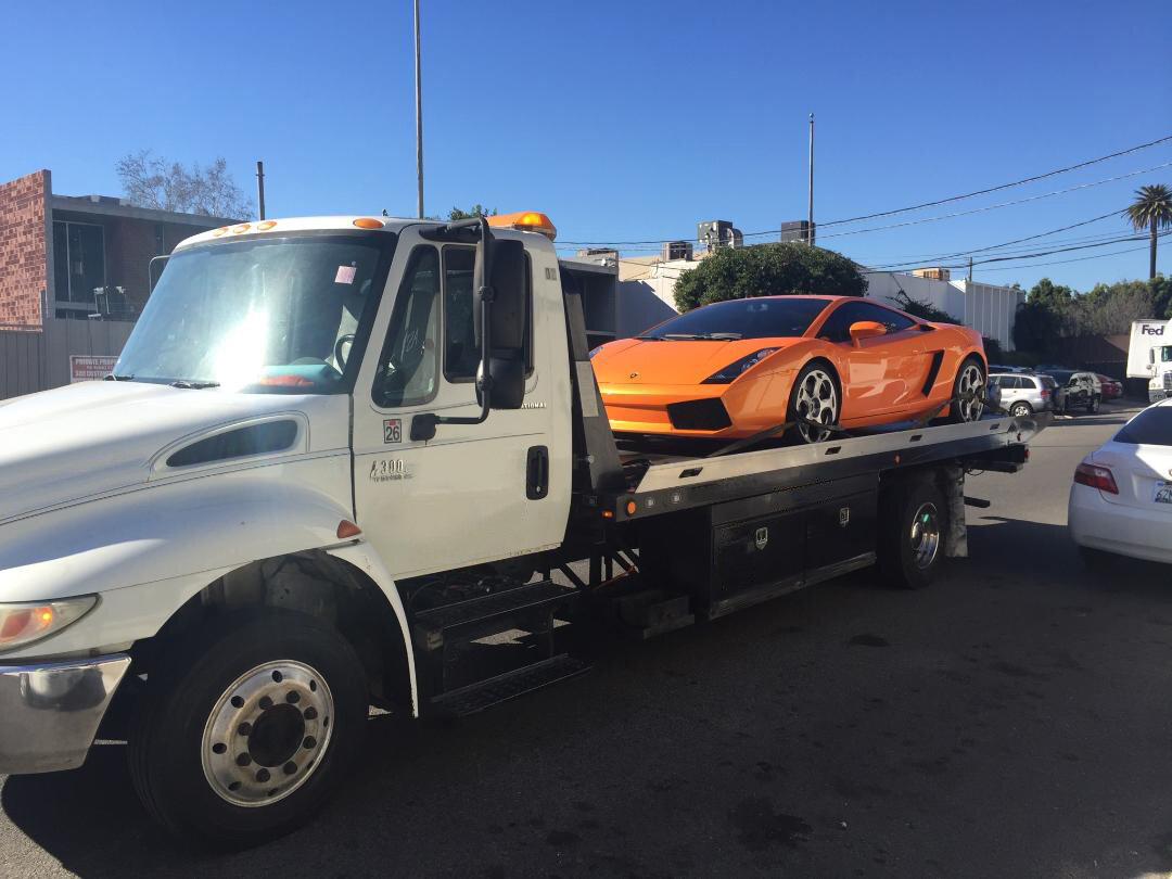 Towing Service in Singapore