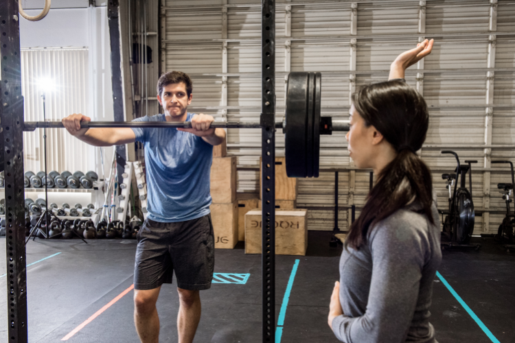 Personal Coaching ($55 per session) - Need extra help on the snatch? Can't quite figure out how to lose those few extra pounds? Feel intimidated by the full class and want to ease into Crossfit? We have you covered! Our Personal Coaching program pairs you with one of our experienced trainers to give you the one-on-one attention that is sometimes needed. Our coaches are here for you, and will design a program around your specific, goals, needs or limitations. We offer any number of sessions that you need to get where you want to go—anywhere from just one session to five days per week. Personal coaching is available to members only.
