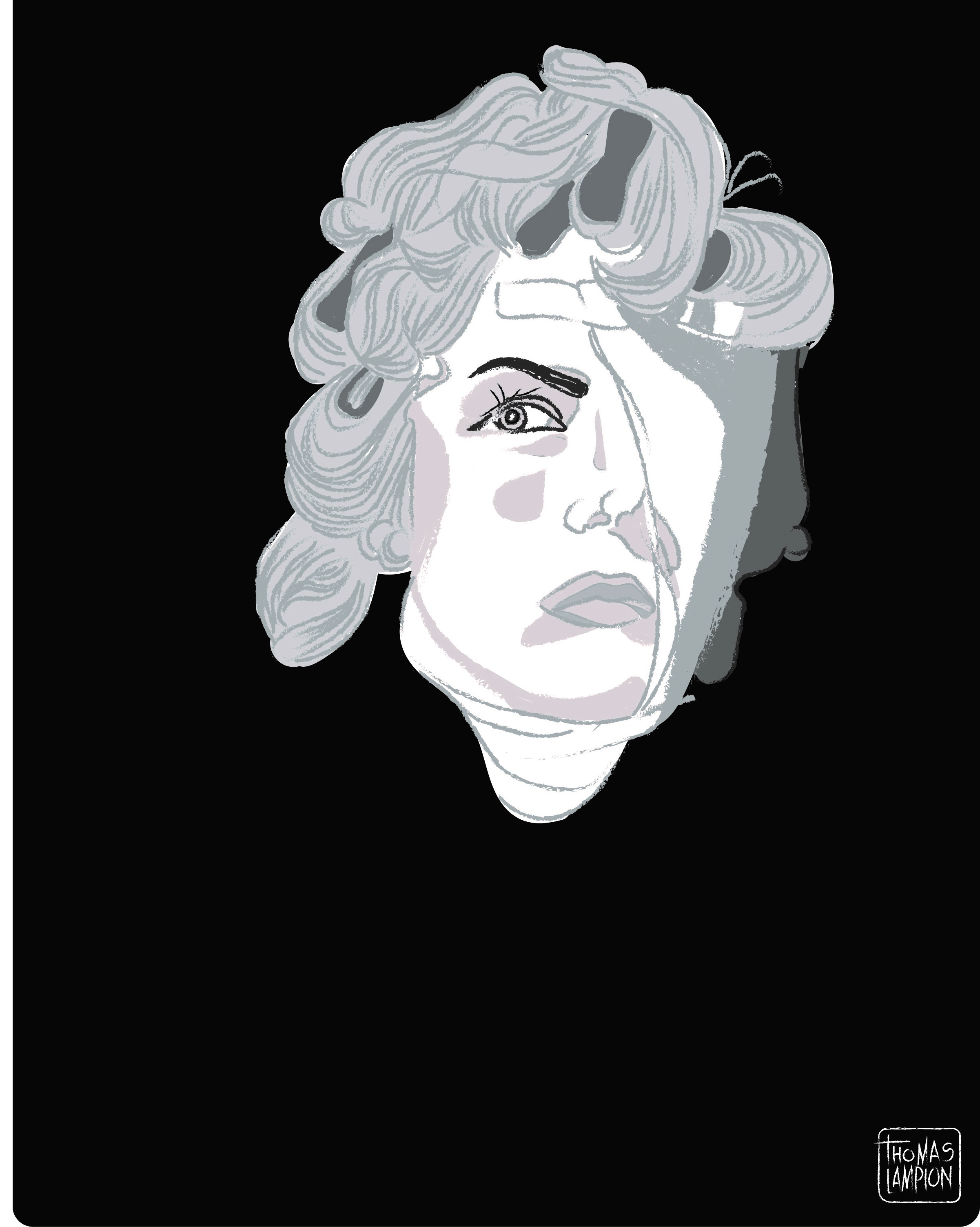 Gloria Grahame  Digital; 2018