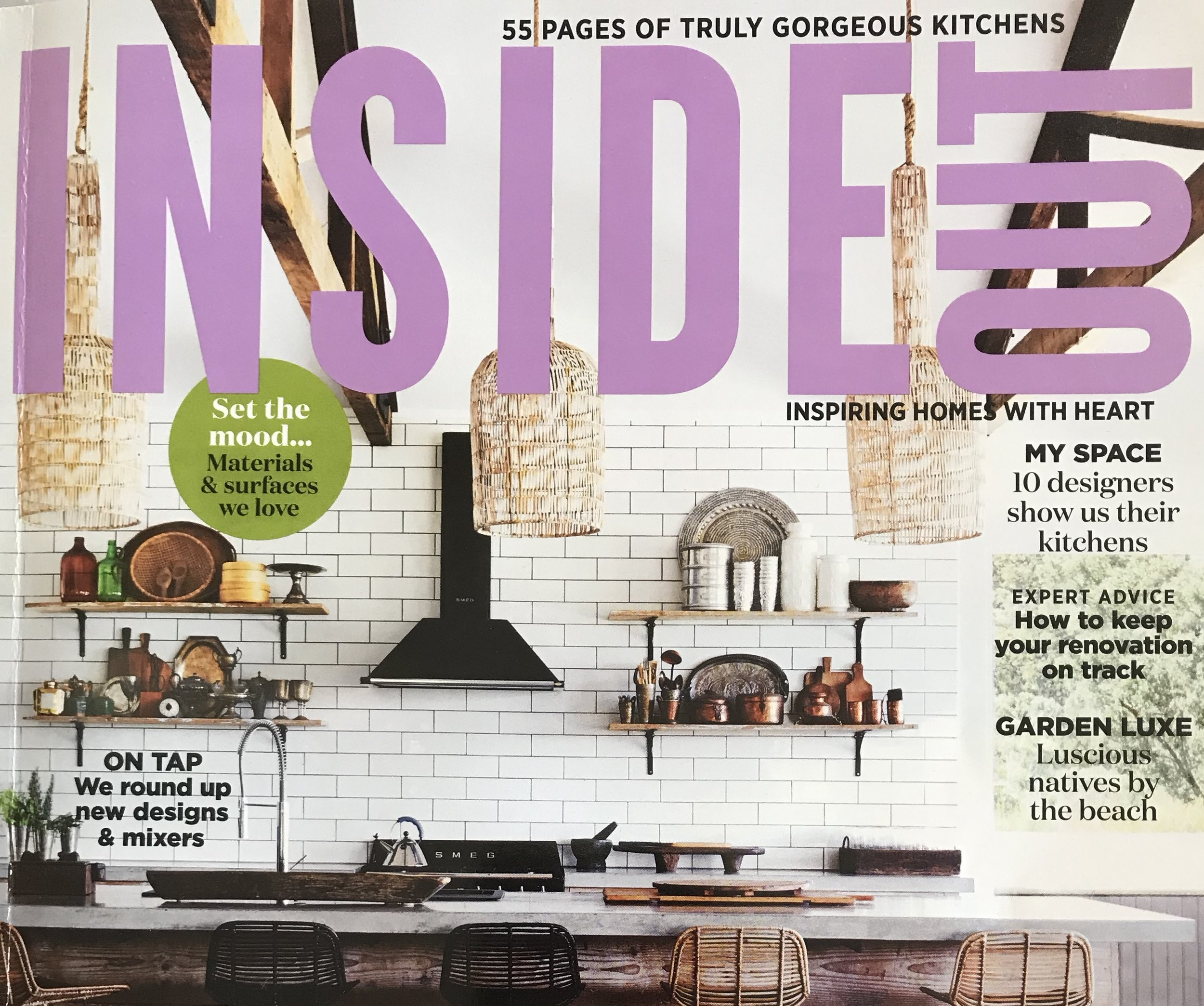 INSIDE OUT MAGAZINE MARCH 2019